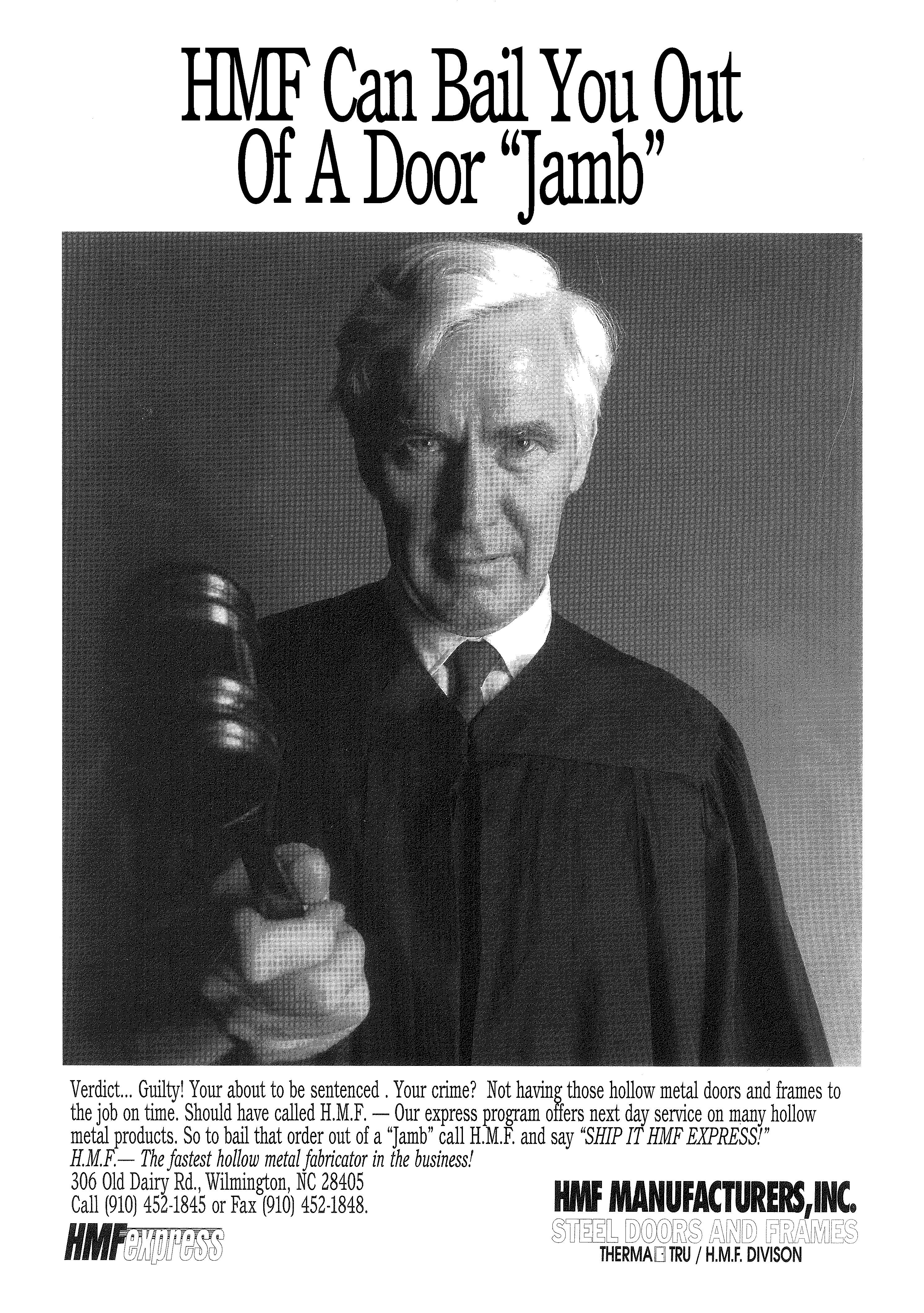 Judge Jamb
